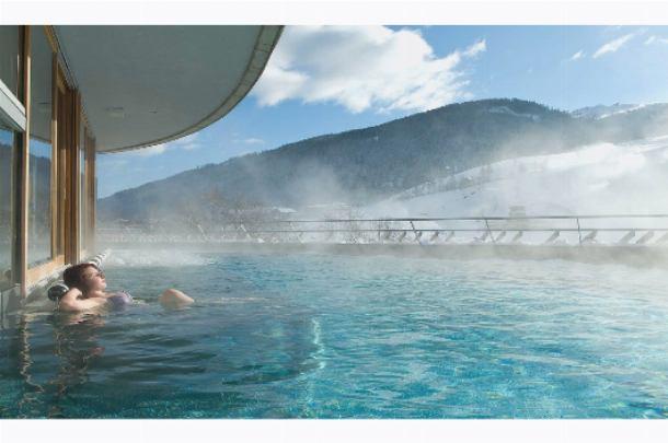 Офтальмологический санаторий: лечение глаз минеральной водой. Курорт Бад Халль в Австрии. Фото