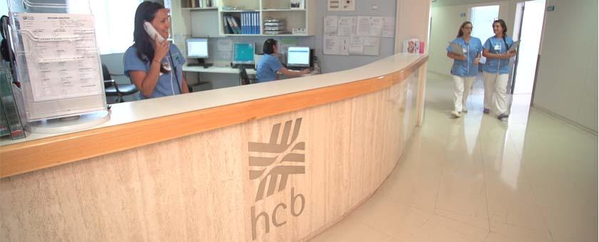 В Испании ожирение лечится меньше чем за 2 недели. Hospital Clínica Benidorm в Барселоне. Фото