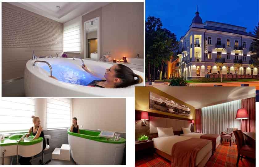 спа отели Польши Фото