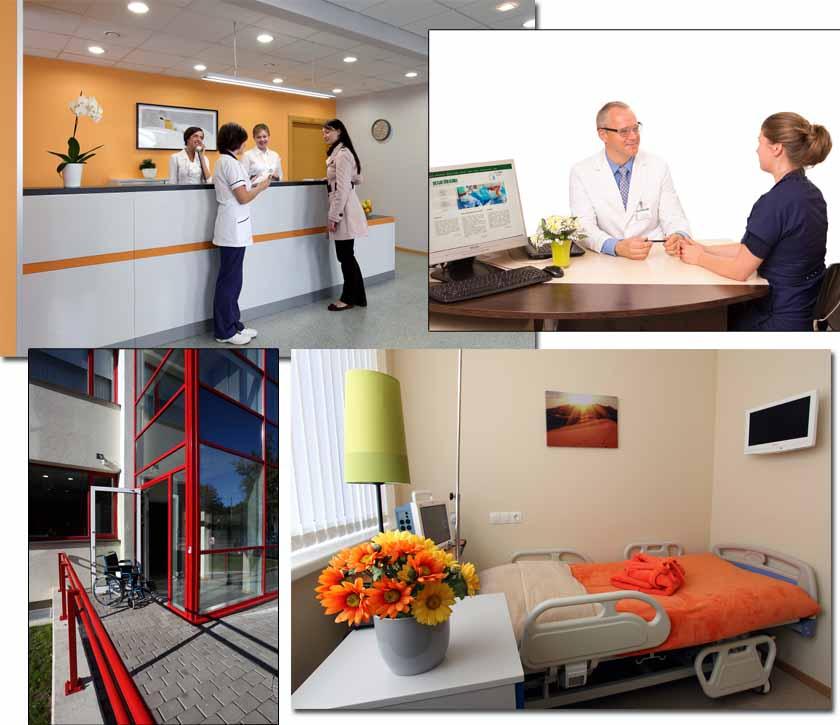 Эффективное лечение варикоза в Балтийской клинике вен. Фото