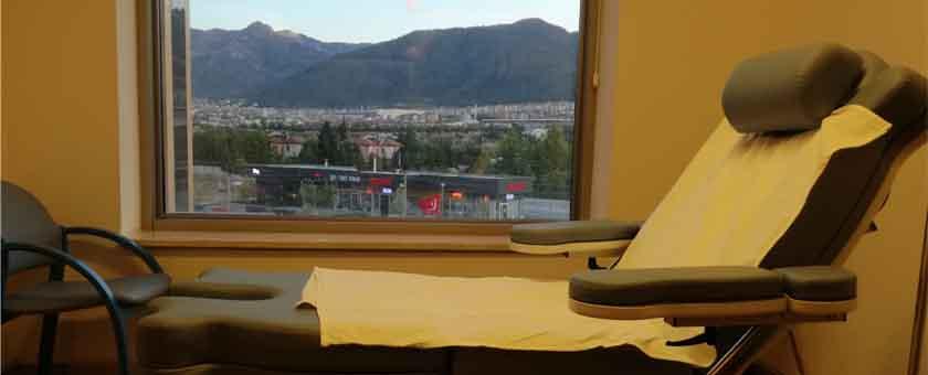 Лечение в Турции, регион Денизли. Фото