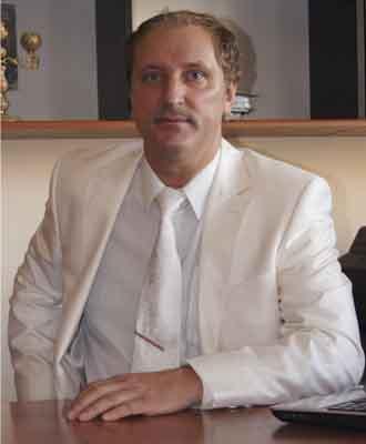 Доктор Александр Горецкий. Европейская академия народной медицины. Фото