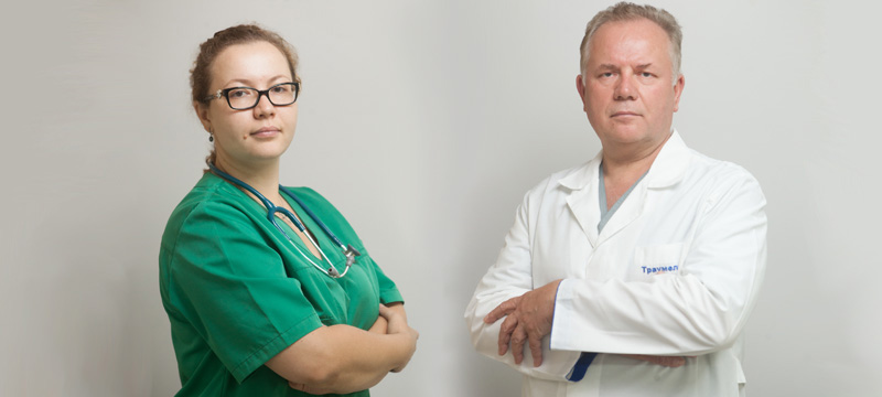 Фото врачей ортопедической клиники