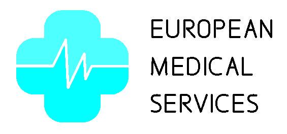 Логотип чешской медицинской компании