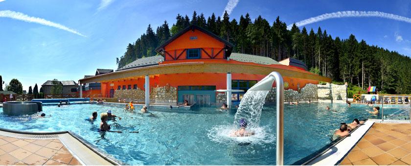 Лечебные курорты Словакии