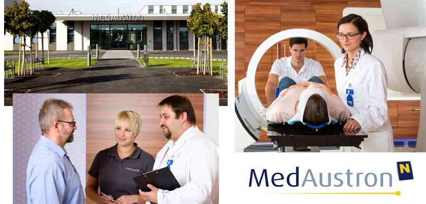 Центр ионной терапии MedAustron открыт в 2017 году и уже принимает русскоязычных пациентов. Фото