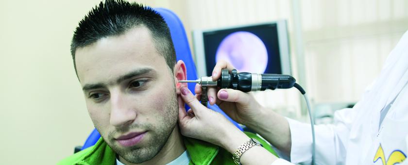 Операции по восстановлению слуха в Центре Слуха и Речи Мединкус. Фото