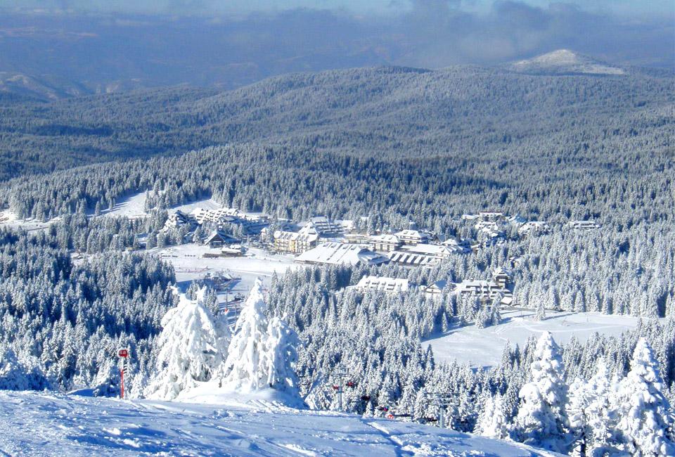 сербия горнолыжный курорт копаоник