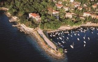 Санатории Хорватии, отдых и лечение на море. Фото