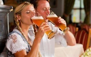 Пивные курорты Чехии и Германии