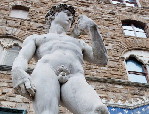 Почему древние женщины предпочитали малые пенисы