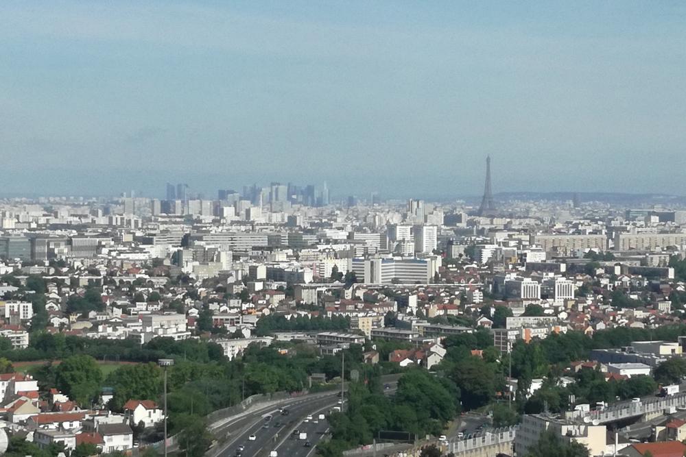 Институт Гюстава Русси в Париже. Фото