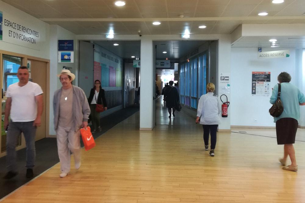 Новые методы лечения рака в Институте Гюстава Русси доступны для русскоязычных больных. Фото