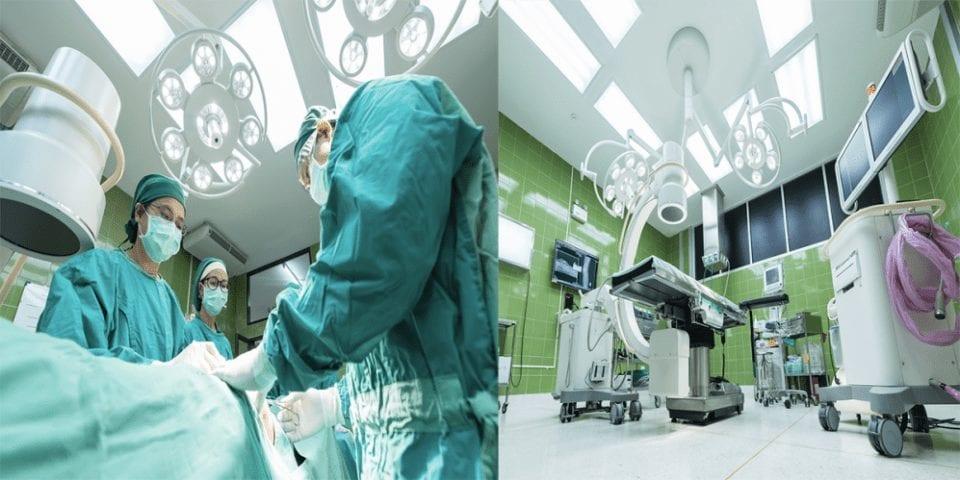 Оборудование в онкологических латвийских клиниках