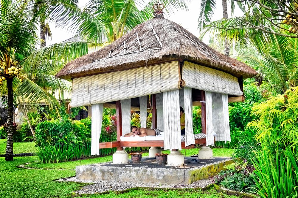Эксперт Прем Джагияси на Бали. Фото