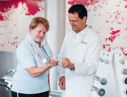Эндопротезирование суставов в Германии происходит без боли