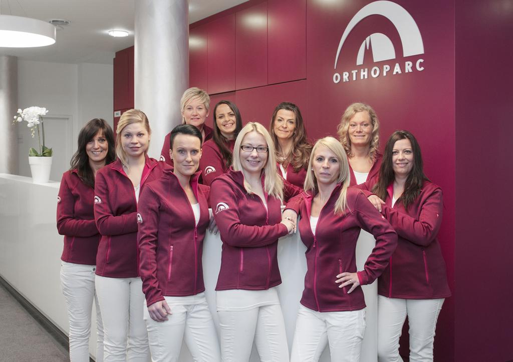 Лучшая клиника ортопедии в Германии ORTHOPARC
