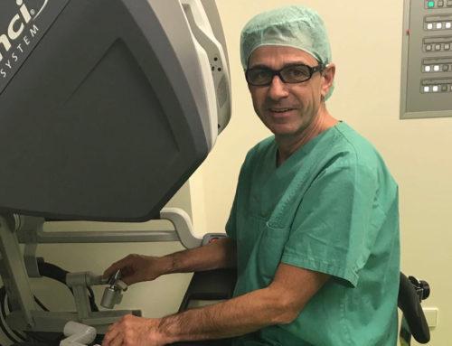 Урологические операции роботом да Винчи — отзыв проф. Кригмайра