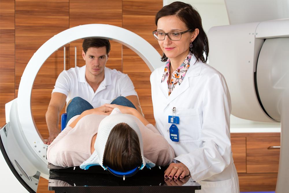 Ионная терапия - инновационная форма лучевой терапии. Фото