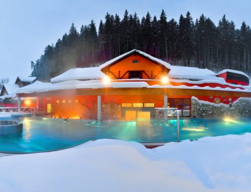 Лыжный курорт и профилактика болезней в Словакии