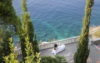 Energy Clinic, Хорватия. Массаж с видом на море. Фото