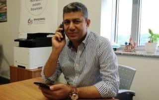 Сэм Авад, основатель медсервисной компании GMTP. Фото