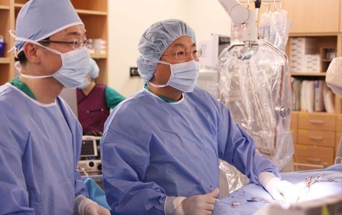 Лечение в Корее, оперируют корейские хирурги. Фото