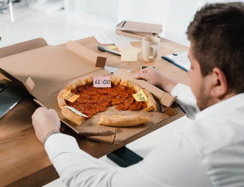 Всего 10 часов на еду: секрет временных рамок между приемами пищи