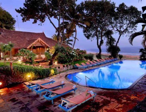В раю Аюрведы на курорте Somatheeram