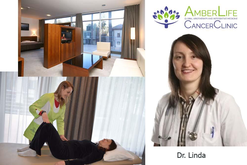 Иммунотерапия рака и виротерапия рака в клинике Amber Life Cancer Clinic