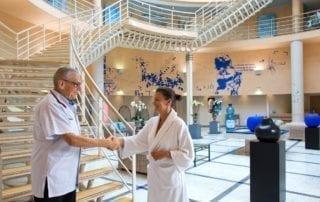 """Центр здоровья Pôle Santé Les Célestins предлагает программу """"Кислотно-щелочной баланс"""""""