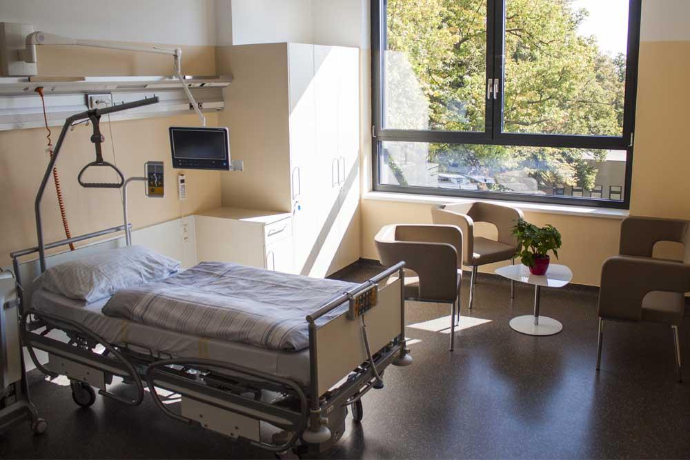 Malvazinky клиника, лечение в Чехии