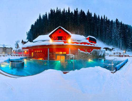 Курорт Лучки: покататься на лыжах, восстановиться в термах
