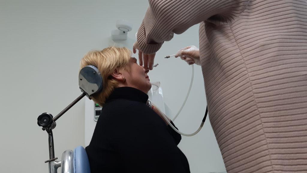 Лечение синусита и хронического бронхита