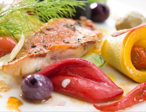 Получите свой план правильного питания на курорте Виши