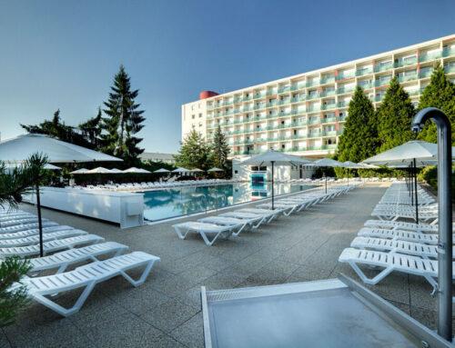 Идеальный курорт 40+ это Дудинце в Словакии: вода и сердце, и суставы лечит
