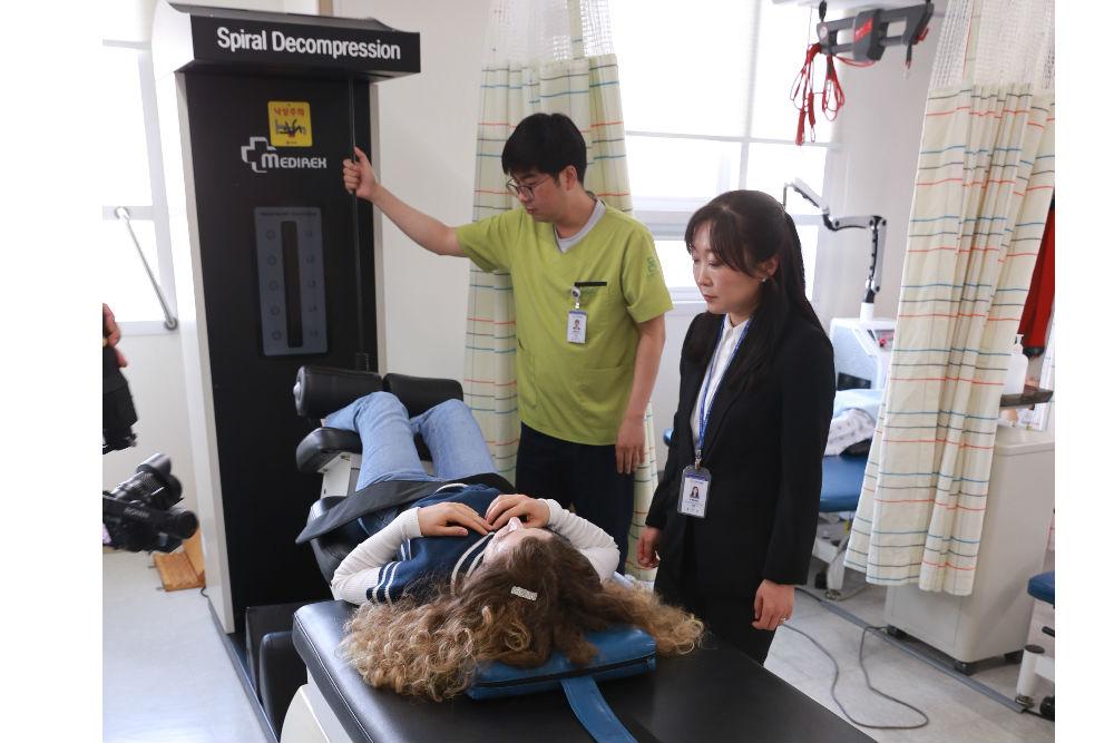 Ортопедическая реабилитация в корее. фото